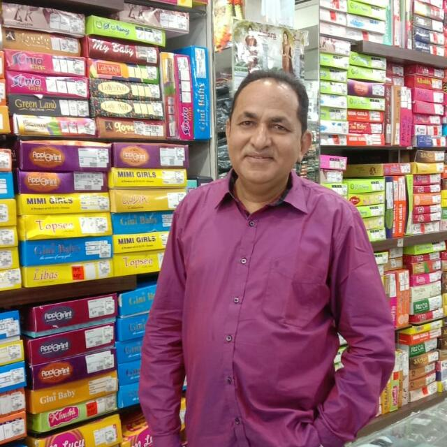 Mr. Washoomal Manshani